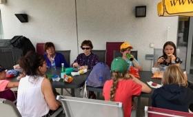 Passeport Vacances Jeunesse 2019 au home Dubied à Couvet